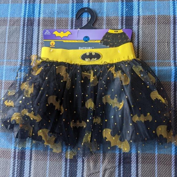 Girls Batgirl Tutu 6+